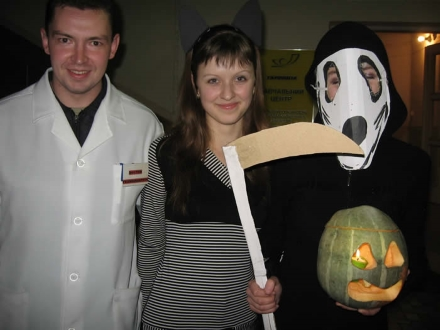 Interlink - Halloween party